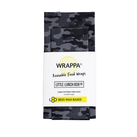 Beeswax Wrap by Little Lunch Box Co - Camo