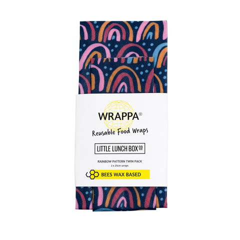 Beeswax Wrap by Little Lunch Box Co - Rainbow