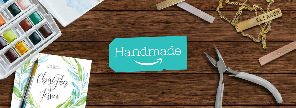 I'm now on Handmade by Amazon, hoorah!