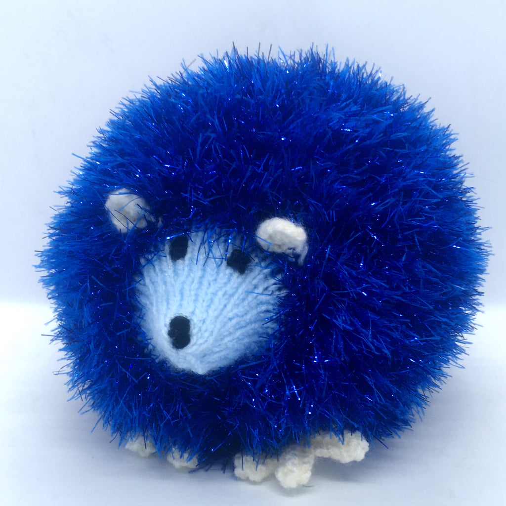 Fluffy Hedgehogs, Large, Sparkly, Family, Christmas, glitter, fun, decor, mother, gift, Frozen, Homeware - Sparkly Pretty Things