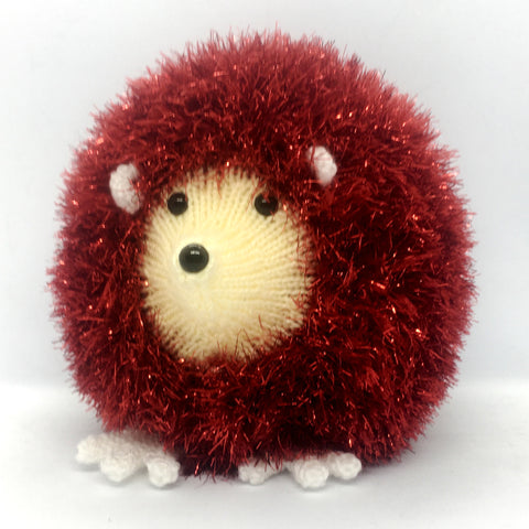 Fluffy Hedgehogs, Small, Sparkly, Family, Christmas, glitter, fun, decor, Mother, gift, Frozen, Homeware - Sparkly Pretty Things