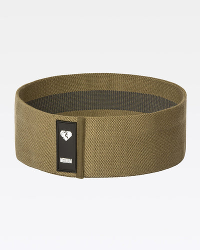 Short Resistance Band - Medium | Khaki