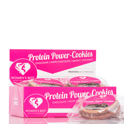 Protein Power-Cookies – Box of 12