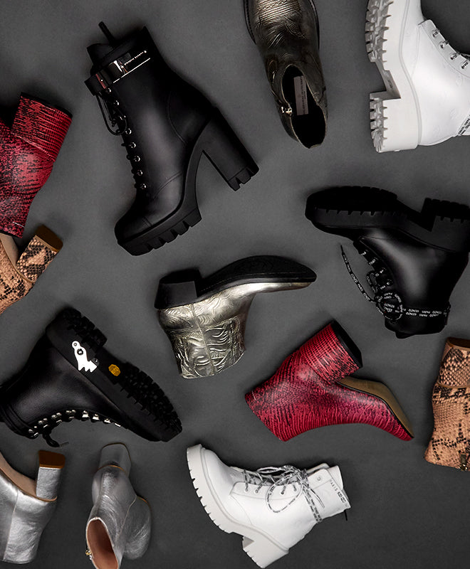 Trendspotting: Transitional Boots
