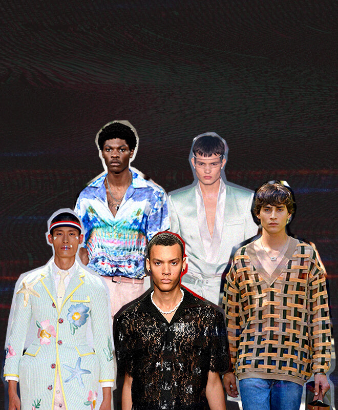 MENS FASHION SHOW HIGHLIGHTS