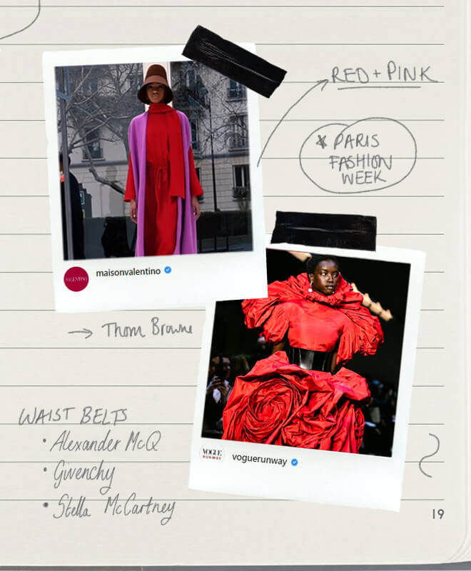 Paris Fashion Week Trends to Wear this Weekend