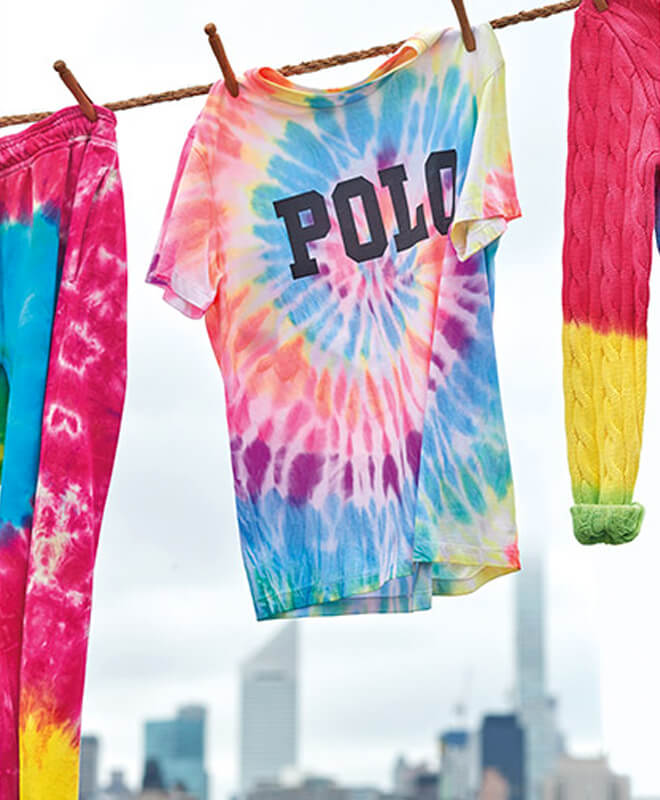Tie Dye Trend Blog Post Polo Ralph Lauren