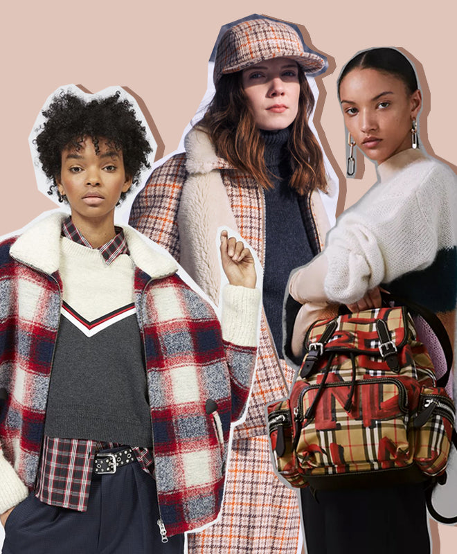 Trending: Check and Tartan