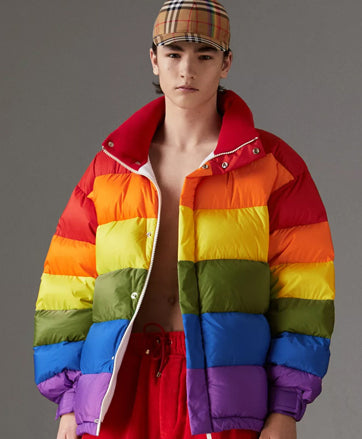 Burberry Release A Kaleidoscope Of Colour