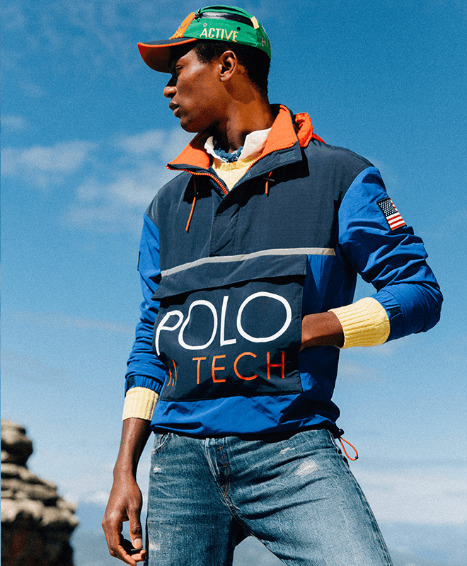 Polo Ralph Lauren Hi Tech Athleisure Blog Post Image