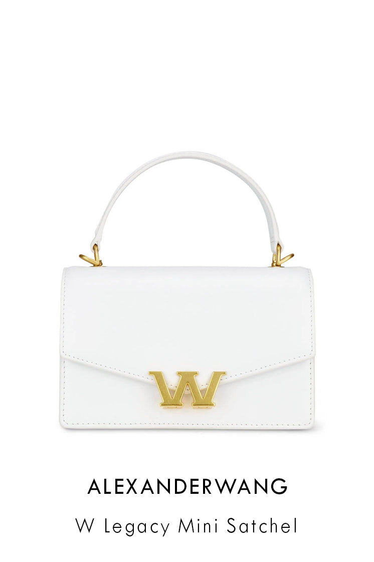 Alexander Wang Legacy mini satchel
