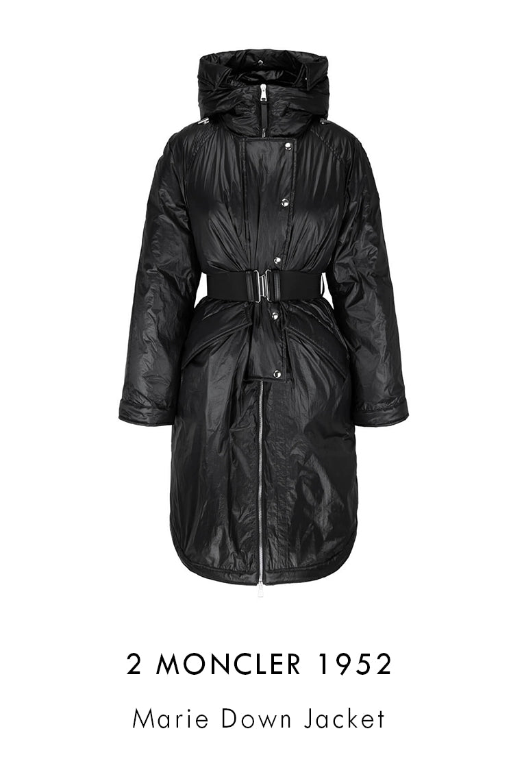 2 Moncler 1952 Marie Down Jacket