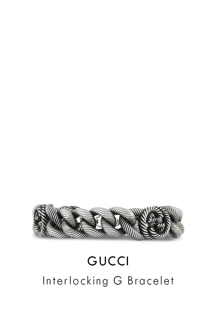 Gucci Interlocking G Bracelet 599739 J8400 0811