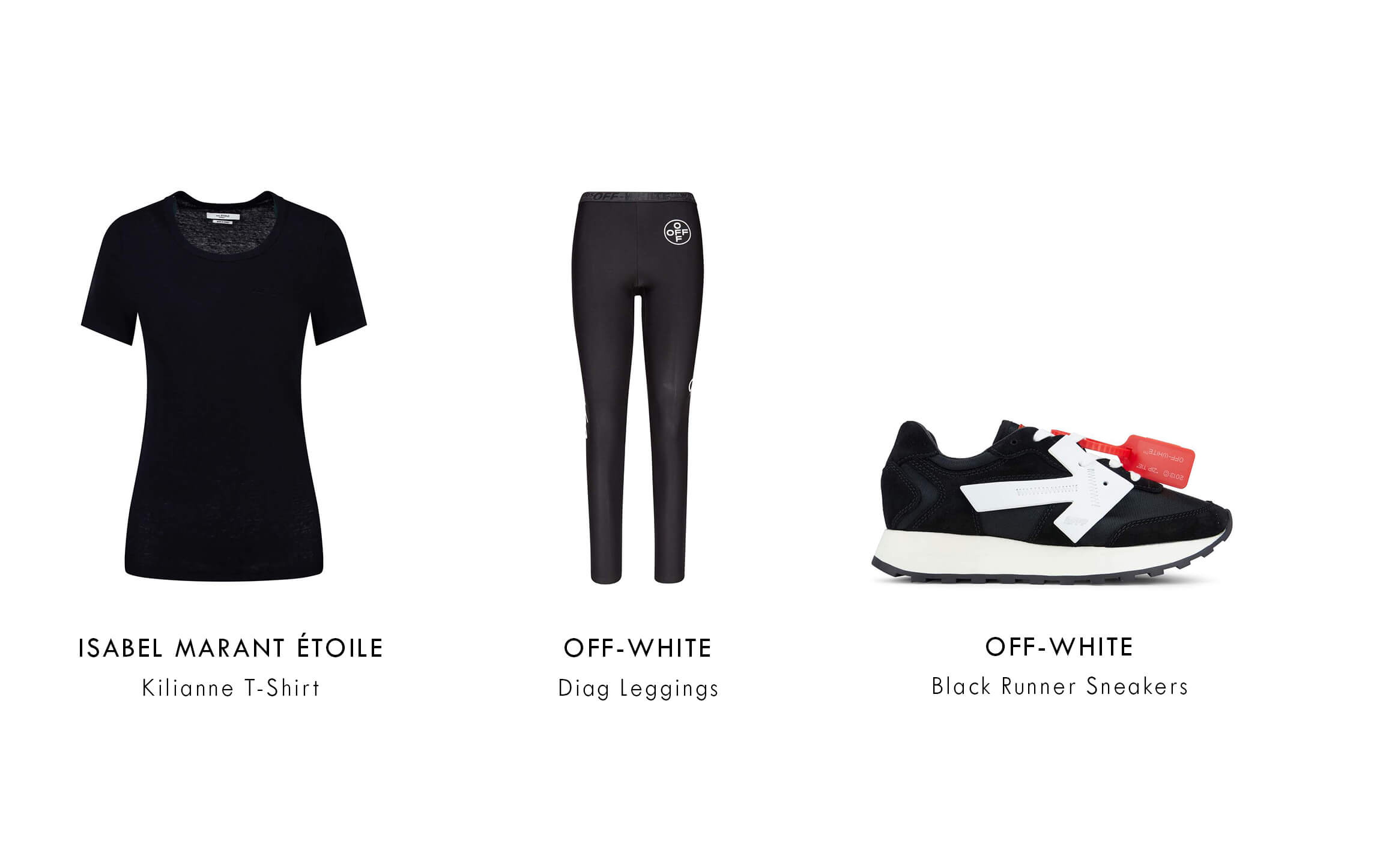 Women's Off-White Outfit 01