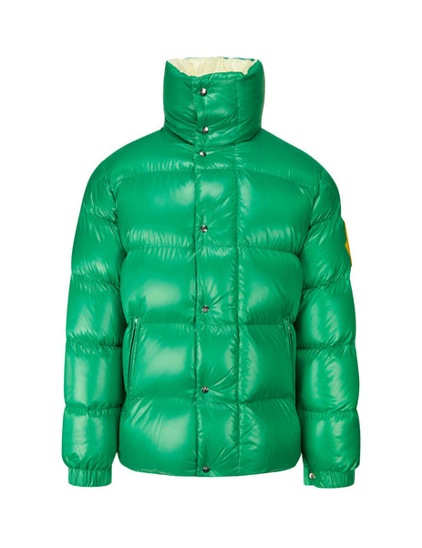2 Moncler 1952 Men's Green Dervaux Jacket 0921A5310068950845