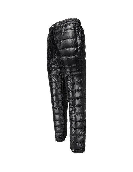 2 Moncler 1952 Men's Giulio Fashion Black Padded Sports Trousers 119120068950999