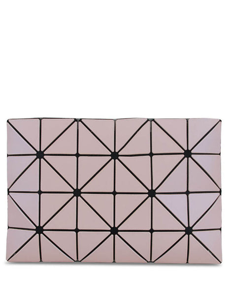 BAO BAO ISSEY MIYAKE Women's Giulio Fashion Pink Lucent Metallic Pouch BB06AG625 22