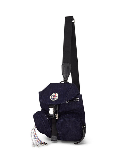 Moncler Women's Giulio Fashion Navy Mini Dauphine Cross Body 09B5L7020002SAA798