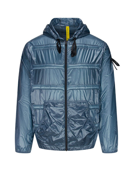 5 Moncler Craig Green Men's Giulio Fashion Blue Peeve Jacket 09H1A70210C0624720