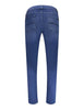 Slimmy Tapered Luxe Performance Plus Mid Blue Jeans