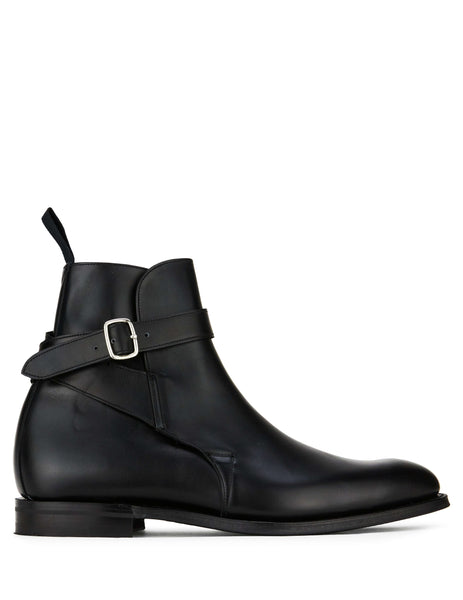 Church's Men's Giulio Fashion Black Bletsoe Boots ETB0039WFF0AAB