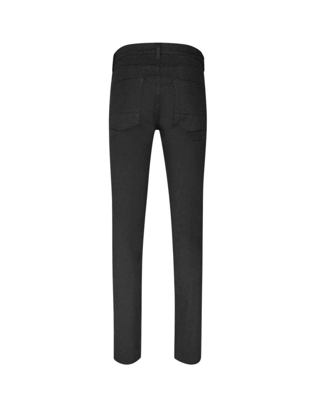 Alexander McQueen Men's Giulio Fashion Black Side Stripe Jeans 567866QNY010901