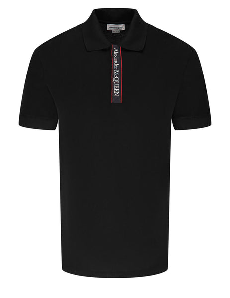 Signature Placket Polo Shirt