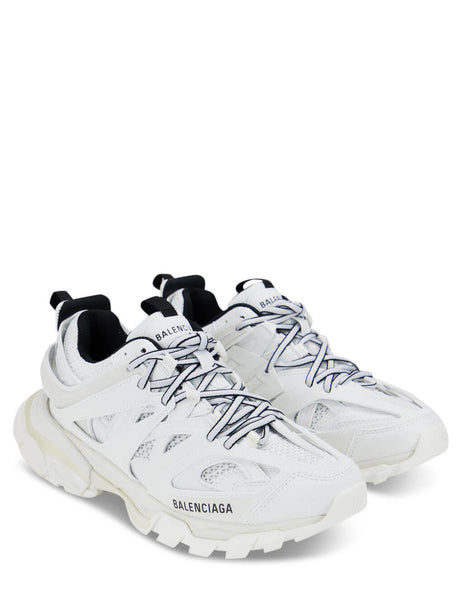 Women's Balenciaga Track Sneakers in White - 542436W3AC19010