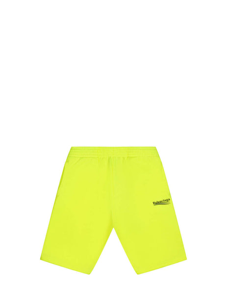 Kids Political Jogging Shorts