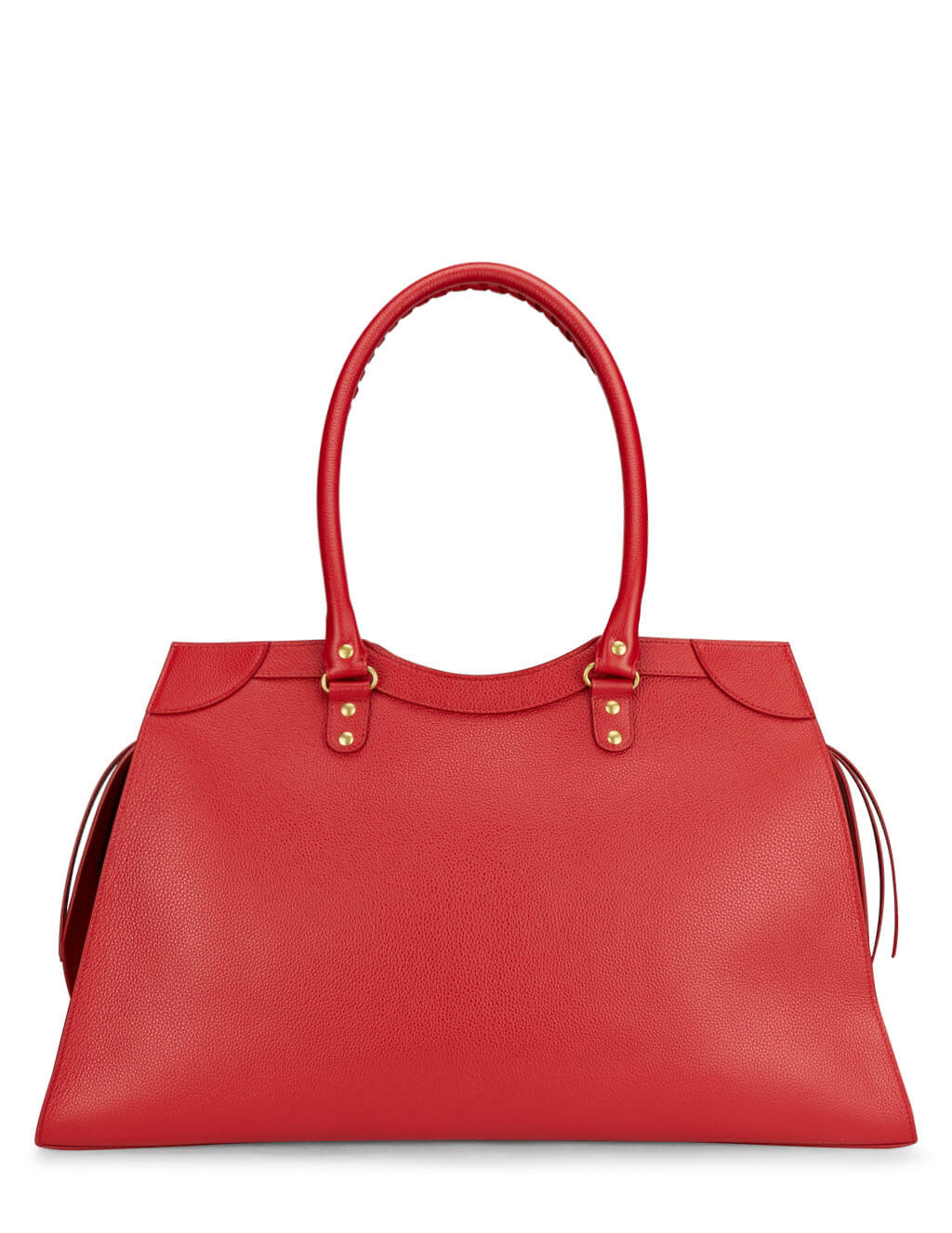 Balenciaga Women's Medium Red Neo Classic City 63853115Y416221