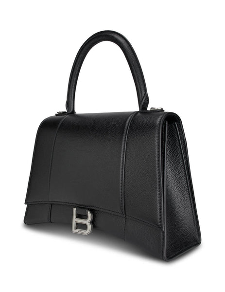 Balenciaga Women's Black Hourglass Bag 6196681IZHY1000