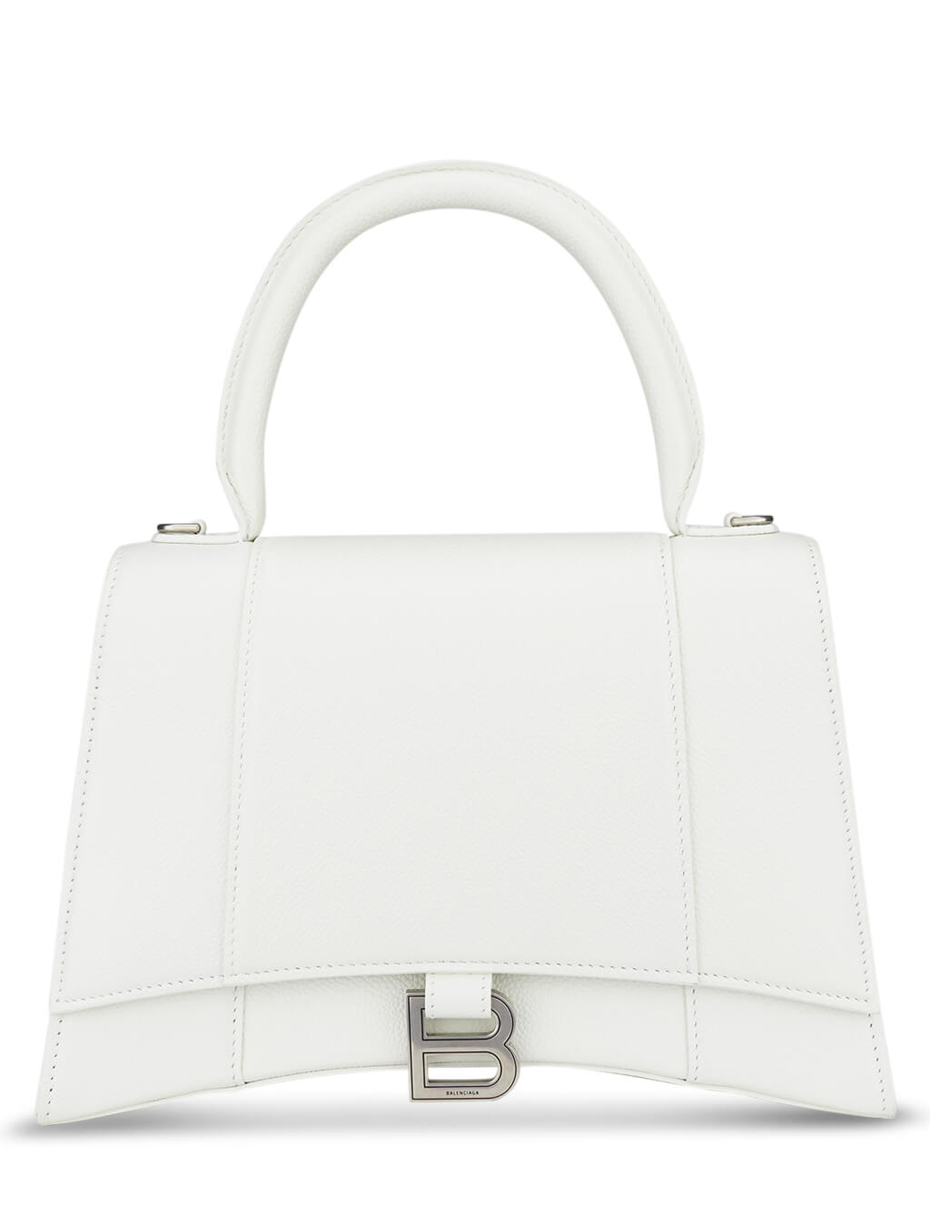 Women's White Balenciaga Hourglass Bag 6196681IZHY9000