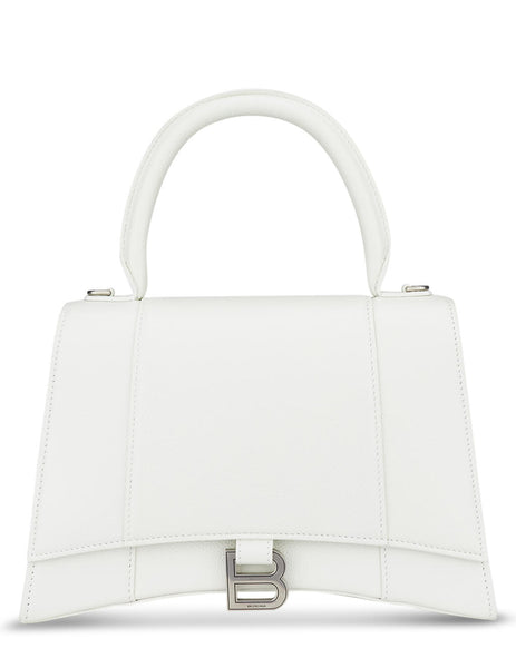 Balenciaga Women's White Hourglass Bag 6196681IZHY9000