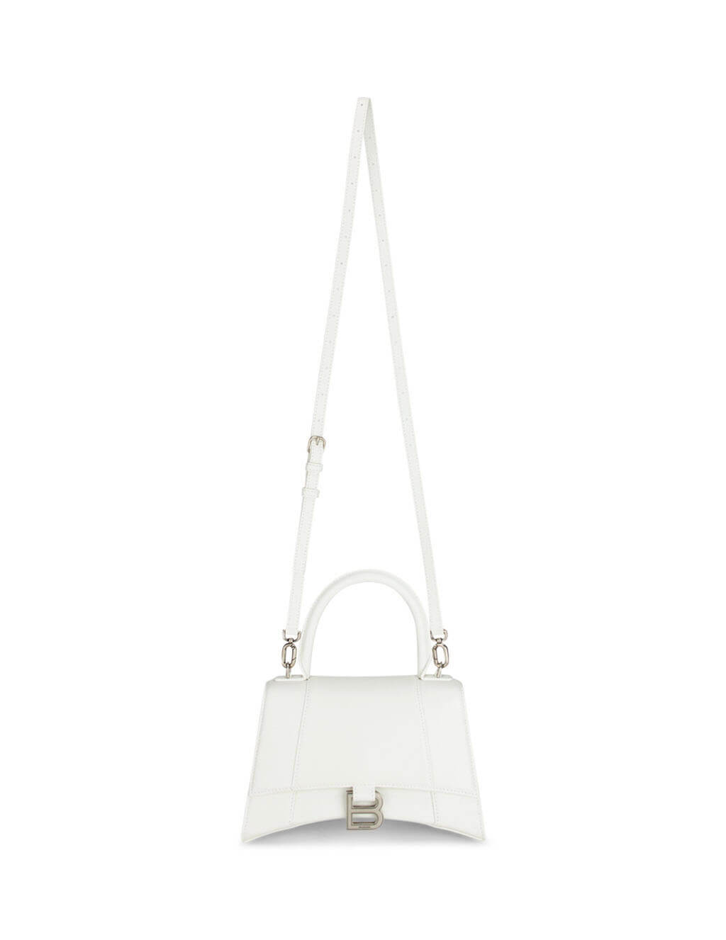 Balenciaga Women's Hourglass Small Top Handle Bag 5935461IZHY9000