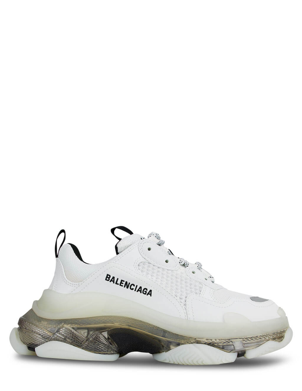 Balenciaga Women's Triple S Clear Sole Sneakers 544351W2GS19012