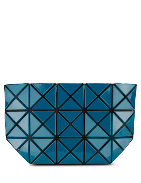 Women's Dark Blue BAO BAO ISSEY MIYAKE Prism Gloss Pouch Bag BB08AG51274