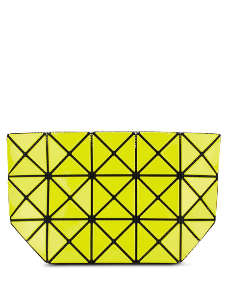 Women's Yellow BAO BAO ISSEY MIYAKE Prism Gloss Pouch Bag BB08AG51252