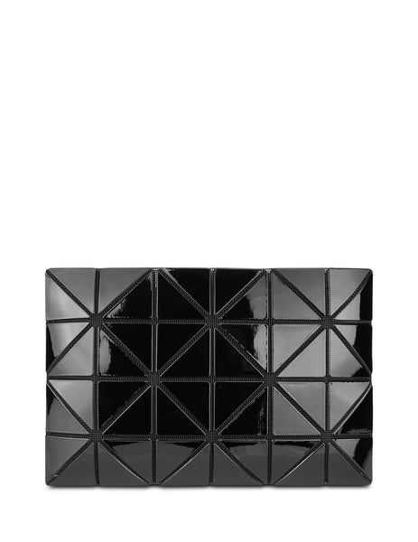 BAO BAO ISSEY MIYAKE Women's Giulio Fashion Black Lucent Pouch BB98AG05515