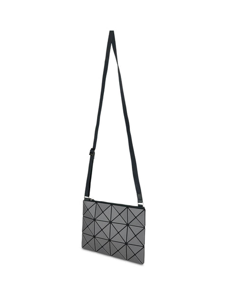 Women's Dark Grey BAO BAO ISSEY MIYAKE Lucent Frost Crossbody Bag BB08AG60713