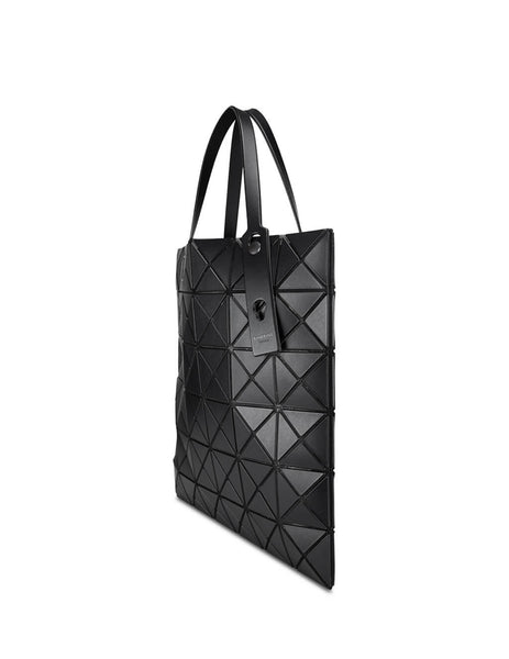 BAO BAO ISSEY MIYAKE Women's Giulio Fashion Black Lucent Matte Tote BB98AG68316