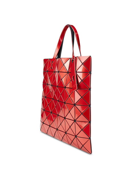 BAO BAO ISSEY MIYAKE Women's Giulio Fashion Orange Lucent Metallic Tote BB98AG62332