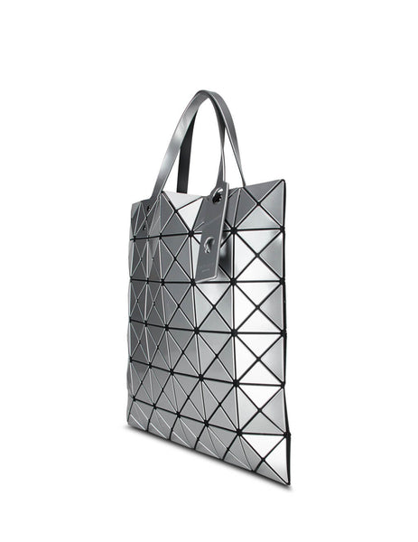 BAO BAO ISSEY MIYAKE Women's Giulio Fashion Silver Lucent Tote BB06AG053 91