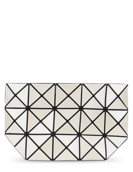 Women's BAO BAO ISSEY MIYAKE Prism Pouch in Beige - BB16AG04540