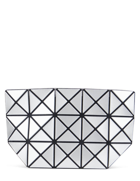Women's BAO BAO ISSEY MIYAKE Prism Pouch in Silver - BB16AG04591