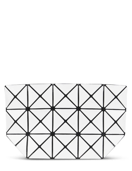 Women's BAO BAO ISSEY MIYAKE Prism Pouch in White - BB16AG04501