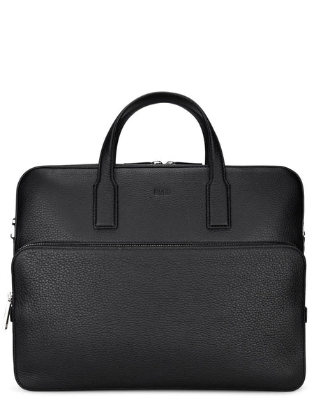 BOSS Men's Black Crosstown Briefcase 50431659 001
