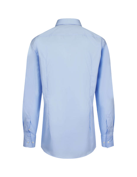 BOSS Jenno Shirt Pastel Blue 50327693450 Men's Giulio Fashion