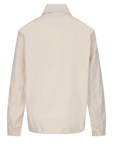 Men's BOSS x Russell Athletic Lightweight Jacket in Birch - 50455704272