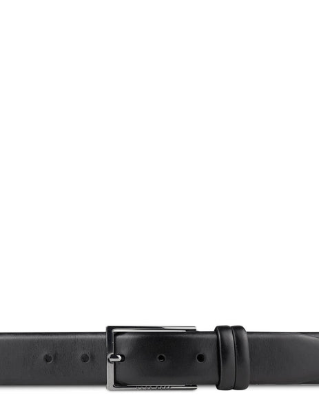 BOSS Men's Giulio Fashion Black Leather Carmello Belt 50239979001