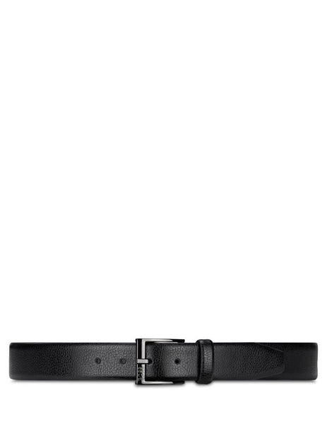 BOSS Men's Black Colorado Belt 50386188 001
